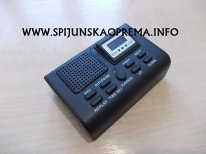 telefonski snimac na struju