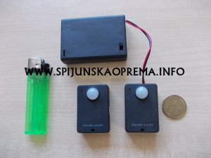 prisluskivaci sa baterijskim dodatkom