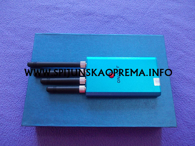 gps gsm jammer