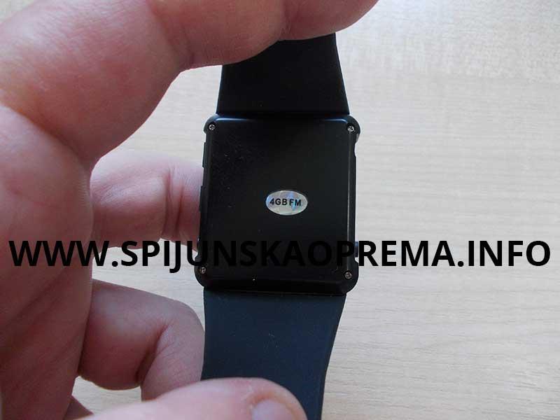 kamera ručni sat mikrokamera u ručnom satu