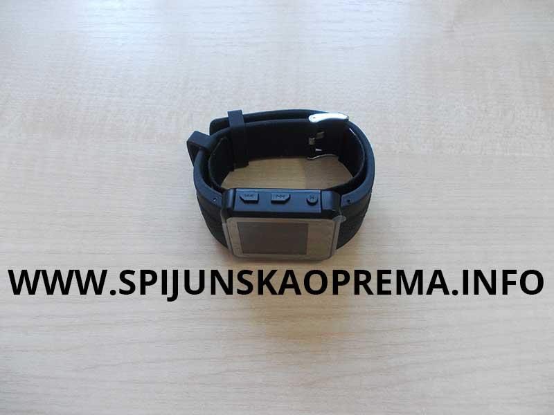 kamrera ručni sat - šijunski ručni sat